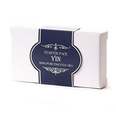 Mystic Moments Starter Pack - Huiles Essentielles - Yin - 5 x 10ml - 100% Pur