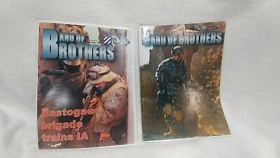 Band of Brothers magazines - 101st Airborne deployment publication