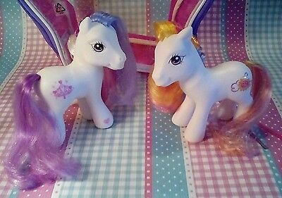 🌼 ~ my little Pony von Hasbro ~ Set ~ bespielt ~ 🌼