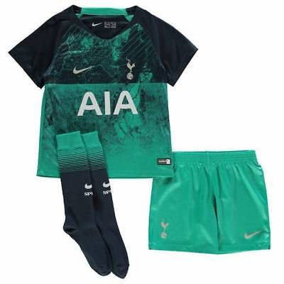 Nike Tottenham Hotspur Third Kit 2018/19 - Little Kids