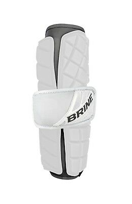 (Large, White) - Brine Clutch Elite Arm Guard. Shipping Included
