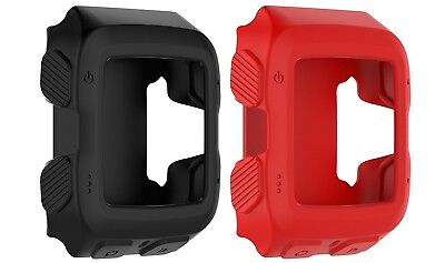 BlueBeach 2 PCS Silicone Protective Case Cover for Garmin Forerunner 920XT