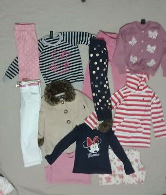 Girls Clothes size 4 Bulk pack with 11 items inc Minti and Sista