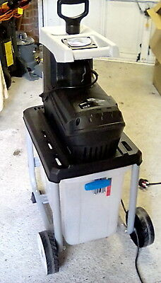MACALLISTER 240v 2800 WATT SILENT GARDEN SHREDDER