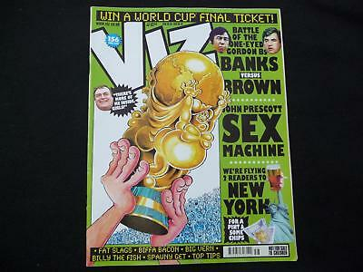 Viz Comic Magazine issue 156 - British adult comic (LOT#1965)