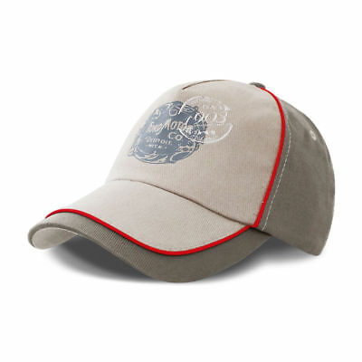 Ford Baseball Cap Heritage Grau Ford Lifestyle Collection 35020838