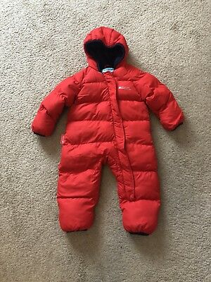 Mountain Warehouse Snow Suit In Size 12 - 18 Months