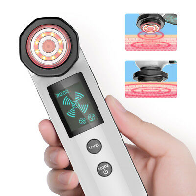 4in1 Infrared Electric Full Face Body Slimming Massager Anti-cellulite Machine