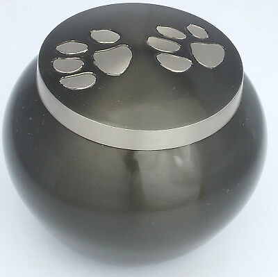Pet Cremation Urn for Ashes Dog Cat Funeral Memorial Paw Urn Large Small Medium