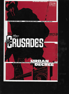 The Crusades: Urban Decree by Steven T Seagle & Kelley Jones 2001 PF DC Vertigo