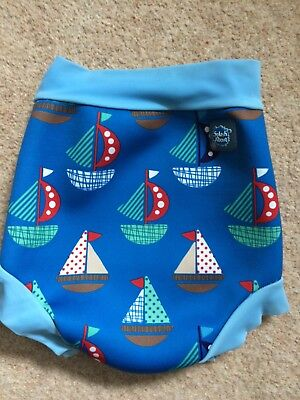 Splashabout Happy Nappy for swimming sailing boat XXL waterbabies approved