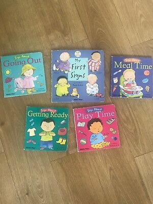 Baby Sign Books