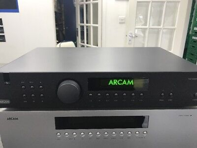 Arcam T32 DAB/FM Tuner - Black - High End TunerPossibly Faulty Also Av Receiver