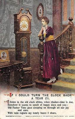 Songs: If I Could Turn the Clock Back a Year (1) listen to the old clock chime