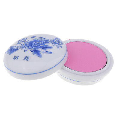 Professional Makeup Powder Blush Face Blusher Beauty Silky Pearl Cosmetic