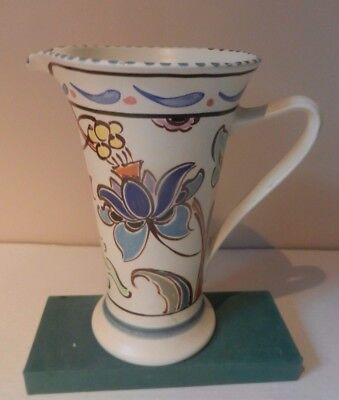 LARGE HONITON JACOBEAN PATTERN JUG no.92