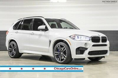 2016 Bmw X5  2016 Bmw X5 M 1Owner Pano Roof Navigation Rear Camera Rear Dvd 21In Whls