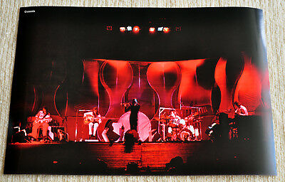 Genesis poster Genesis at The Rainbow '73 Supper's Ready On Stage Poster RaRe