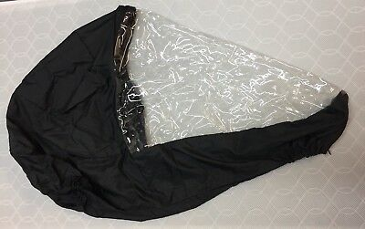 Quinny Buzz & Moodd Foldable Carrycot Rain Cover - Excellent Condition