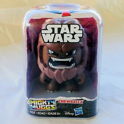CHEWBACCA Star Wars MIGHTY MUGGS 02 Action Figure 2017