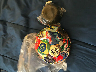 Modelo Especial World Cup Soccer Ball with stand
