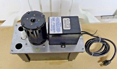 Little Giant 553211 Vcl-24Uls Condensate Removal Pump
