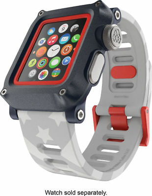 LUNATIK - EPIK H20 Case and Band for Apple Watch42mm - White