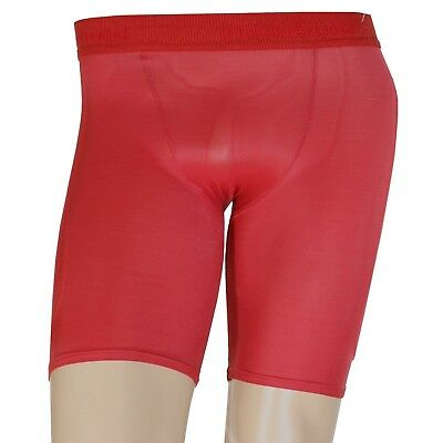 McDavid Classic 820 Deluxe Sliding Shorts Intera Scarlet XX-Small. Free Delivery