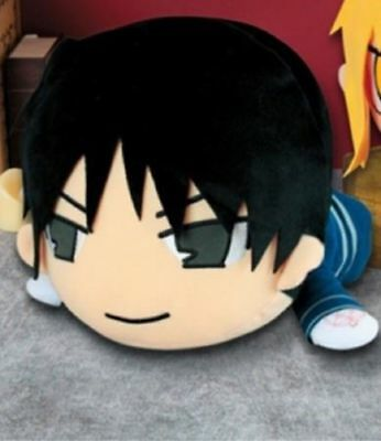 Licensed Fullmetal Alchemist Roy Mustang Nesoberi BIG Doll Plush US SELLER
