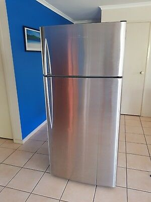 Fisher and Paykel Stainless Steel fridge