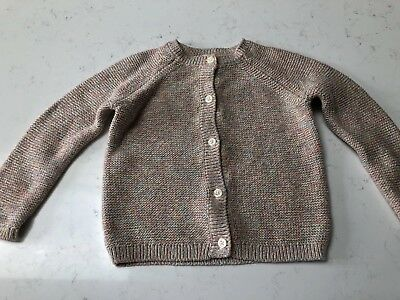 Country Road Baby Girl Cardigan Size 18 -24 Months
