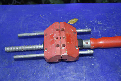 Vintage Bessey Hand Vice Clamp. Good old tool