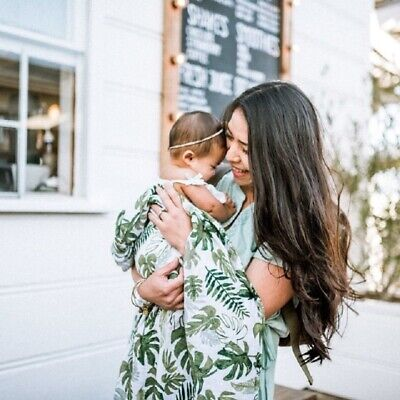 Musnlinfe Cotton Baby Blanket Newborn Swaddle Cotton Muslin Blanket Breathable