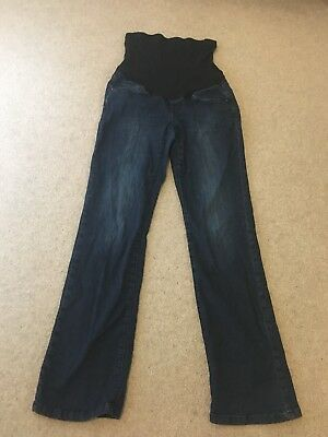 Mothercare Blooming Marvellous Maternity Jeans Size 12