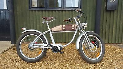 Italjet Ascot Adventure electric bike eCycle Retro