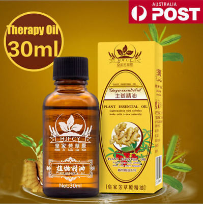 2018 New Arrival Plant Therapy Lymphatic Drainage Ginger Oil [ 100% Natural ] RT