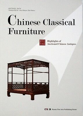 Book: Highlights of Auctioned Chinese Antiques: Chinese Classical Furniture