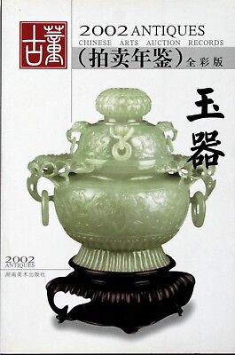 2002 Chinese Antiques & Art Auction Records: Jade