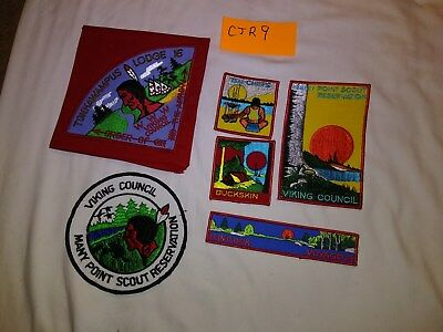 Boy Scout patches cjr9