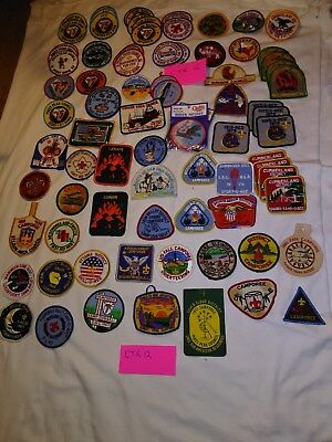 Boy Scout patches cjr12
