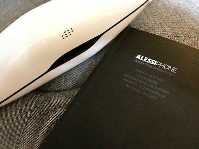 Alessi Phone Home Phone - European Plug - With Instruction Manual