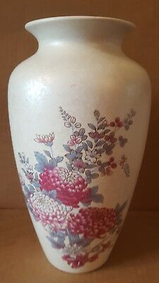 Vintage Poole Pottery 27Cm  High Lustre Hand Painted Vintage Vaae L@@k