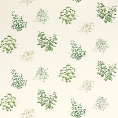 NEW LAURA ASHLEY Wallpaper - Herbs Hedgerow TWO ROLLS 🌿