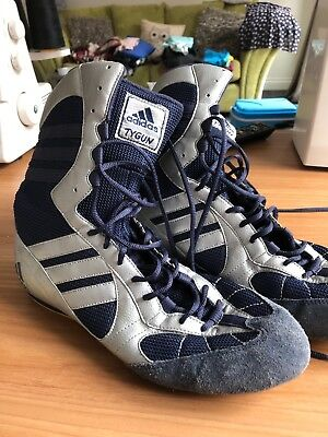 Adidas Tygun boxing boots size 9.5