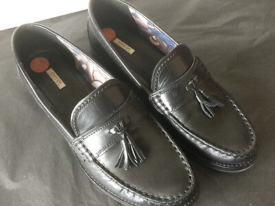 Geox Respira Italy Womens Leather Shoes size 5.5 UK (38.5 EU)