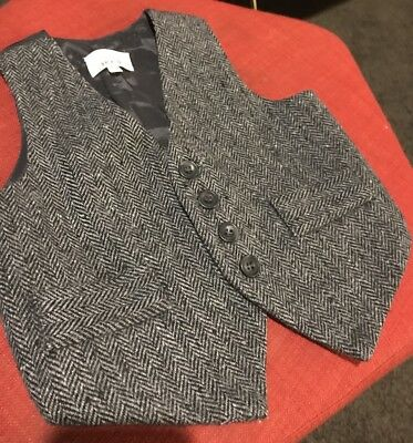 Seed Heritage TODDLER/ BOYS Grey Vest Size 1-2 Years