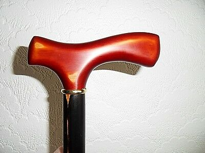 Distressed Walking Stick. Very STRONG, SOLID and STURDY