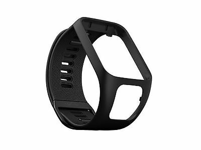 TomTom Replacement Watch Strap Small Black for Spark, Runner, Golfer etc