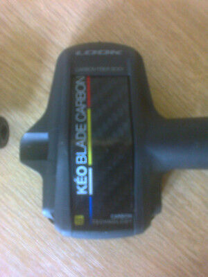 Look Keo Ti Carbon pedals