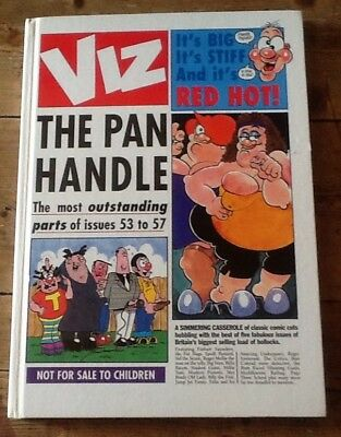 Viz Hardback Annual The Pan Handle